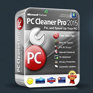PC Cleaner Pro 2015 Product Key
