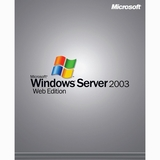 Windows Server 2003 Web Edition