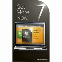 Windows 7 Starter to Ultimate Anytime Upgrade