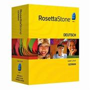 Rosetta Stone German Level 1, 2, 3 Set