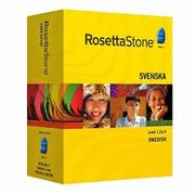 Rosetta Stone Swedish Level 1, 2, 3 Set